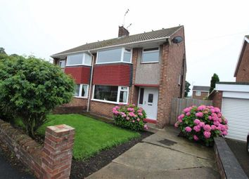 Thumbnail 3 bed semi-detached house for sale in St Christopher's Road, Sunderland, Tyne And Wear