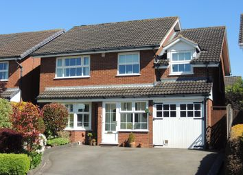 Thumbnail 5 bed detached house for sale in Starbold Crescent, Knowle, Solihull, West Midlands