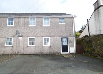Thumbnail 3 bed semi-detached house for sale in Arfon Cottages, Clwt Y Bont, Caernarfon, Gwynedd