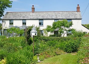 4 bed detached house for sale in Chilsworthy, Holsworthy EX22