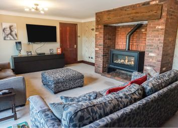 Thumbnail 4 bed detached bungalow for sale in 17A Central Avenue, Prescot