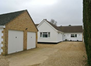 Thumbnail 5 bed detached bungalow for sale in Church Street, Werrington Village, Peterborough