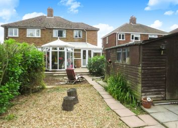 Thumbnail 3 bedroom semi-detached house for sale in London Road, Yaxley, Peterborough