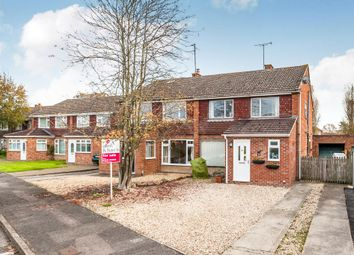 Thumbnail 3 bedroom semi-detached house for sale in Icknield Close, Didcot