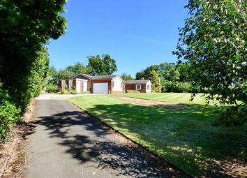 Thumbnail 4 bed detached bungalow for sale in Brackenbrae, Dalston, Carlisle, Cumbria