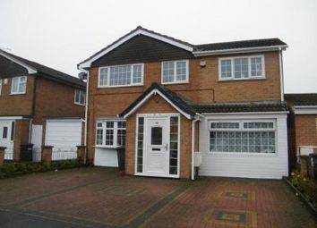 Thumbnail 6 bed detached house for sale in Peebles Way, Rushey Mead, Leicester, Leicestershire