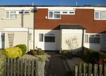Thumbnail 2 bed terraced house for sale in Crabtree Road, Hockley, Birmingham