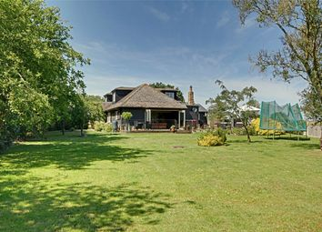 Thumbnail 5 bed detached house for sale in Nether Street, Abbess Roding, Ongar, Essex