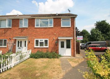 Thumbnail 3 bed end terrace house for sale in Orwell Drive, Hawkslade, Aylesbury, Buckinghamshire