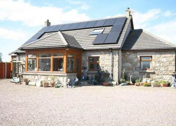 Thumbnail 4 bed detached house for sale in Strichen, Fraserburgh