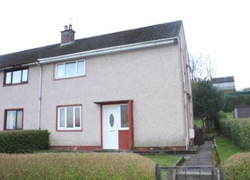 Thumbnail 3 bed property for sale in Almond Crescent, Paisley