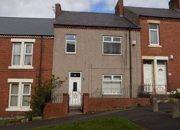 Thumbnail 3 bed terraced house to rent in York Street, Pelaw, Gateshead