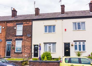 Thumbnail 2 bed terraced house for sale in Chaddock Lane, Boothstown, Worsley, Manchester