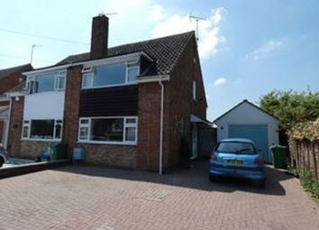 Thumbnail 3 bed semi-detached house to rent in Chosen Way, Hucclecote, Gloucester