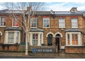 Thumbnail 4 bed terraced house to rent in Poplar Road, Brixton