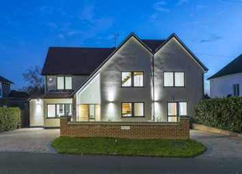 Thumbnail 6 bedroom detached house for sale in Burghley Avenue, New Malden