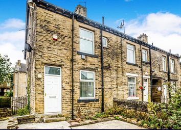 Thumbnail 3 bed end terrace house to rent in Draughton Street, Bradford