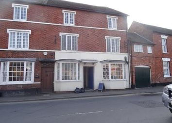 Thumbnail 2 bed flat to rent in High Street, Pershore, Worcestershire