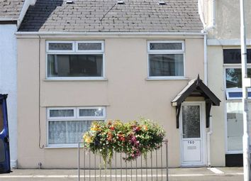 Thumbnail 2 bed cottage for sale in St. Teilo Street, Pontarddulais, Swansea