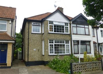 Thumbnail 4 bed semi-detached house to rent in Studland Road, Hanwell, London