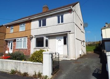 Thumbnail 3 bedroom semi-detached house for sale in Oreston, Plymouth, Devon