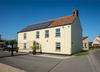 Thumbnail 6 bedroom detached house for sale in Chedzoy Lane, Bridgwater, Somerset