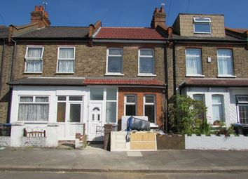 Thumbnail 3 bed terraced house for sale in Priory Avenue, Wembley