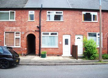 Thumbnail 2 bed terraced house to rent in Bennett Street, Long Eaton, Long Eaton