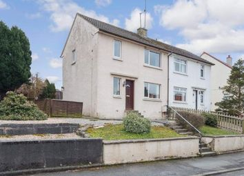 Thumbnail 2 bed semi-detached house for sale in Corsehill Crescent, Coylton, South Ayrshire, Scotland