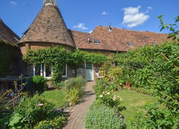 Thumbnail 3 bed country house for sale in Canterbury Road, Brabourne, Ashford, Kent