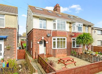 Thumbnail 1 bed flat for sale in Knightsdale Road, Weymouth