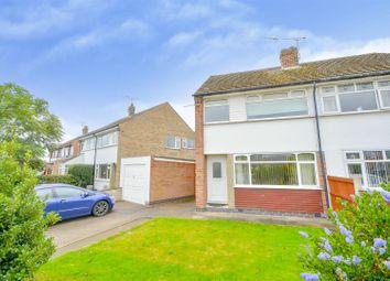 3 bed semi-detached house for sale in Belmont Avenue, Breaston, Derby DE72