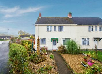 Thumbnail 3 bed semi-detached house for sale in Amory Road, Dulverton, Somerset