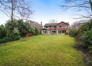 Thumbnail 5 bed detached house for sale in Kenwood Drive, Hersham, Walton-On-Thames, Surrey