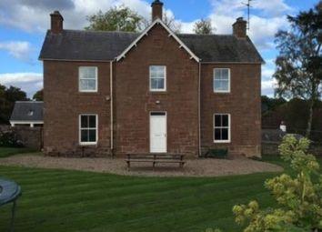 Thumbnail 3 bedroom detached house to rent in Bridgend Of Ruthven, Ruthven Meigle Blairgowrie