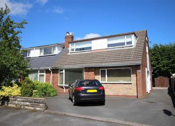 Thumbnail 4 bed semi-detached bungalow for sale in Cheriton Field, Fulwood, Preston