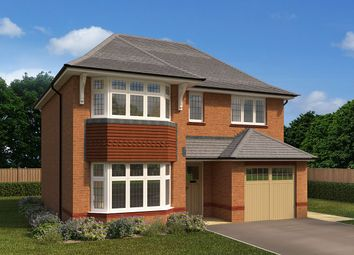 """Thumbnail 4 bedroom detached house for sale in """"Oxford"""" at Quinton Road, Sittingbourne"""