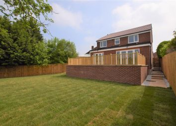 Thumbnail 3 bed detached house for sale in Edinburgh Drive, Prenton