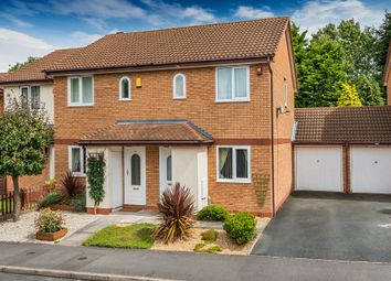 Thumbnail 2 bed semi-detached house for sale in Coney Green Way, Wellington, Telford, Shropshire