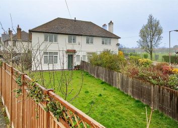 Thumbnail 3 bed semi-detached house for sale in Lidiard Road, London