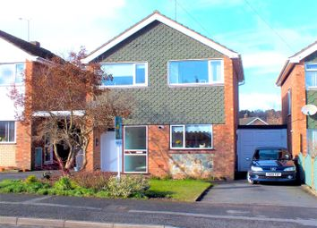 Thumbnail 3 bed detached house to rent in Coningsby Drive, Kidderminster