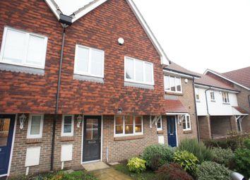 Thumbnail 3 bedroom terraced house to rent in Baker Crescent, Dartford, Kent