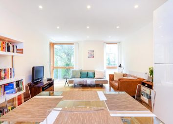 Thumbnail 1 bed flat for sale in Roden Court, Highgate N6,