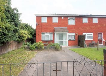 Thumbnail 2 bedroom end terrace house for sale in Tividale Street, Tipton