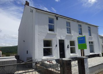 Thumbnail 3 bed semi-detached house for sale in Main Road, Cilfrew, Neath .