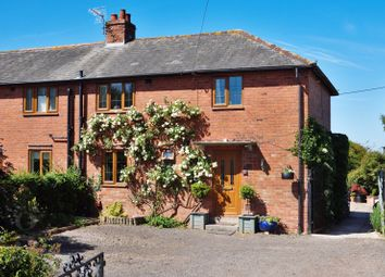 Thumbnail 3 bed semi-detached house for sale in Hillcrest, Callow, Hereford