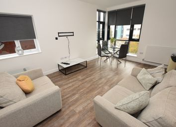 Thumbnail 2 bed flat to rent in Lodge Lane, Derby