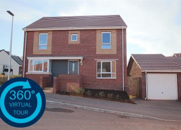Thumbnail 4 bed detached house for sale in Staddle Stone Road, Pinhoe, Exeter
