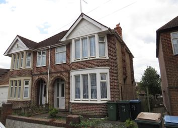 Thumbnail 3 bed semi-detached house for sale in Galeys Road, Coventry