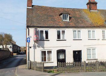 Thumbnail 1 bedroom end terrace house for sale in Ospringe Street, Faversham